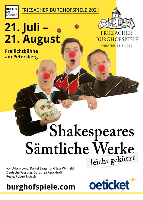 Shakespeares Sämtliche Werke